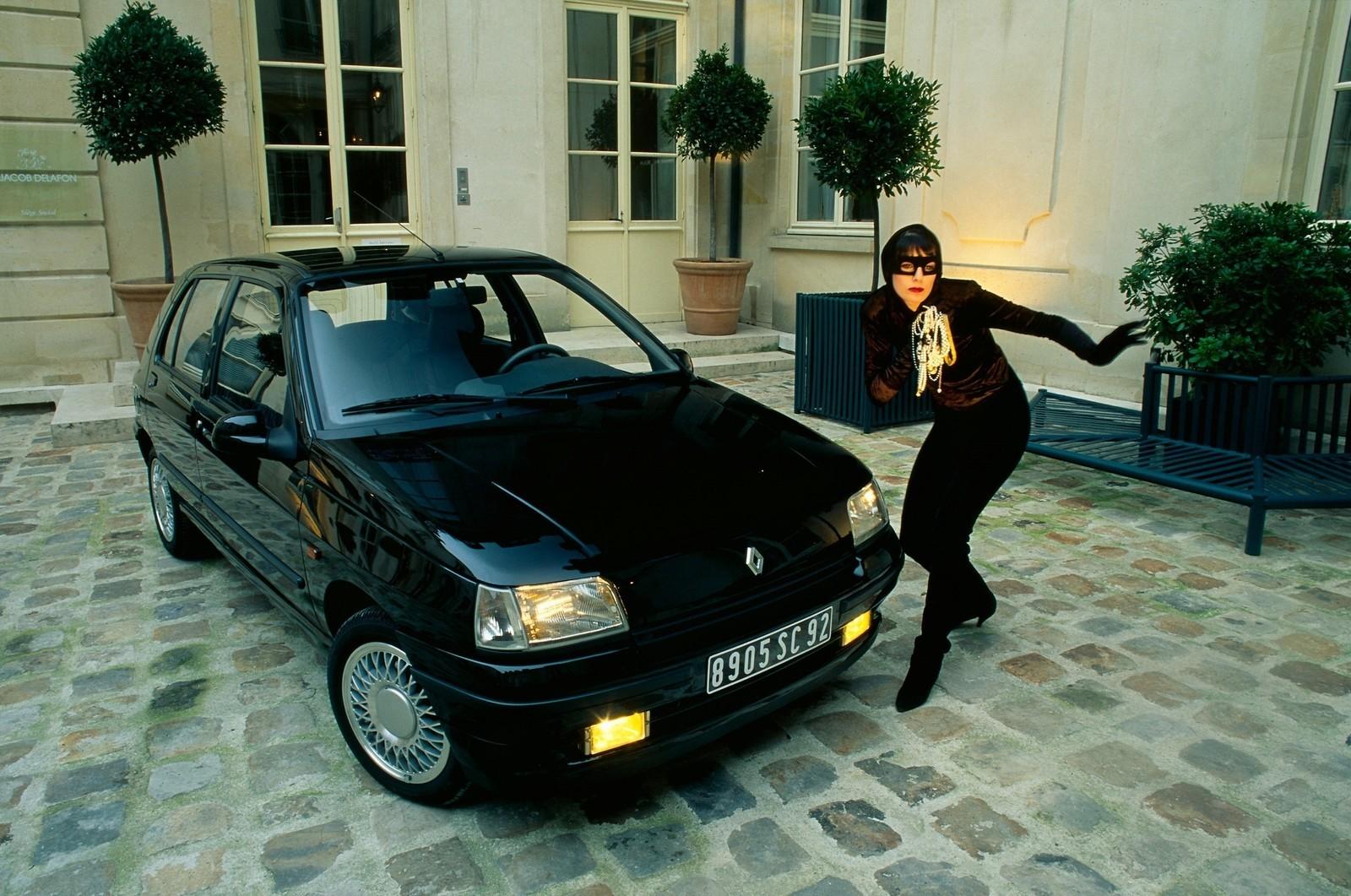 Foto de Renault Clio (1990-2016) (6/31)
