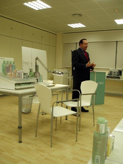 Foto de Sesión de trabajo en Clinique (3/17)
