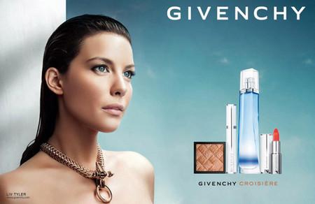 Liv Tyler para Givenchy