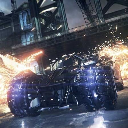 Batmovil y Batollinas en las nuevas imágenes de  Batman: Arkham Knight