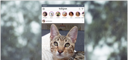 Instagram para Windows 10 ya te permite subir fotos usando la webcam