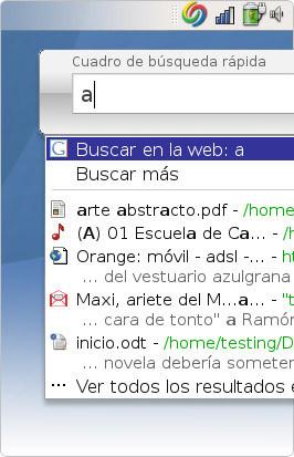 Google Desktop para Linux ya se puede descargar