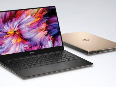 Dell XPS 13 recibe a los nuevos procesadores Intel Kaby Lake vistiéndose de rosa dorado