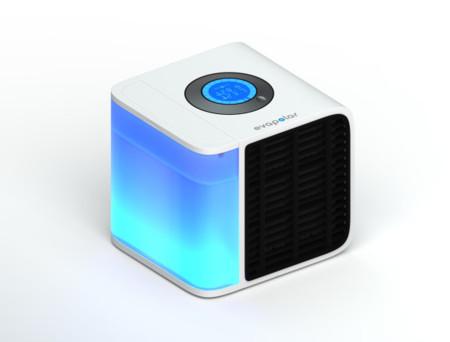Evapolar es un nuevo concepto de aire acondicionado basado en Arduino