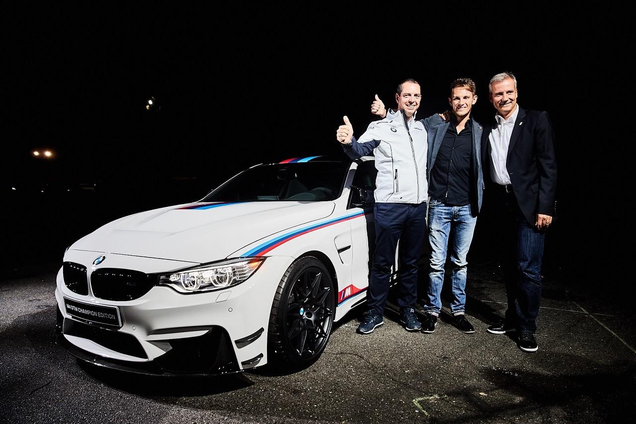 Foto de BMW M4 DTM Champion Edition, precio y equipamiento en México (6/6)