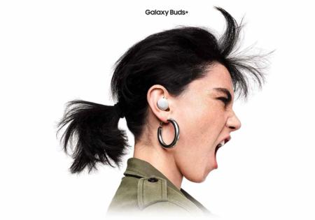 Minimalismo, calidad de sonido y el precio más bajo en Amazon: los auriculares inalámbricos Samsung Galaxy Buds+  por 113 euros