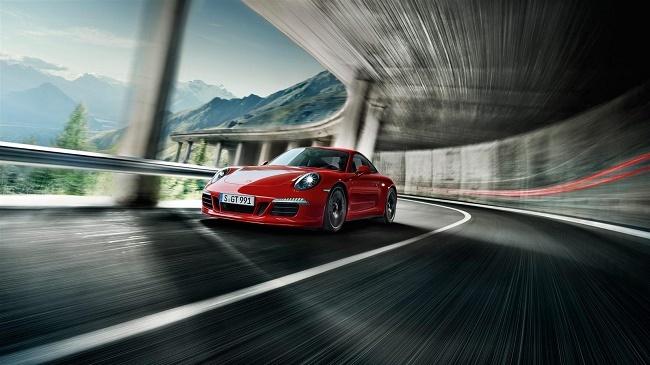 Foto de Porsche 911 Carrera GTS (9/15)