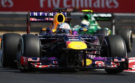Sebastian Vettel y Red Bull siguen a un nivel espectacular