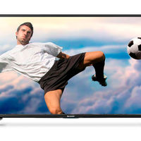 Smart TV de 43 pulgadas Full HD Sharp LC-43CFE6352E por 299,95 euros