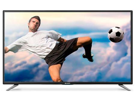 Smart TV de 43 pulgadas Full HD Sharp LC-43CFE6352E por 299,95 euros