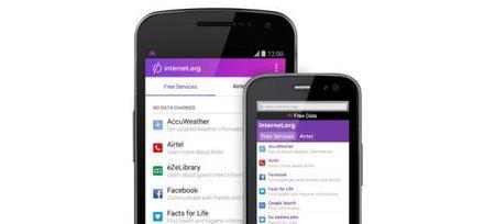 Internet.org lanza su app para conectarse a internet sin costo