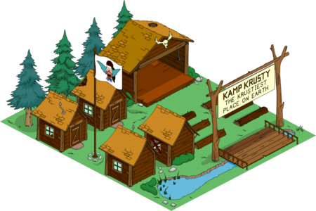 Tapped Out Kamp Krusty