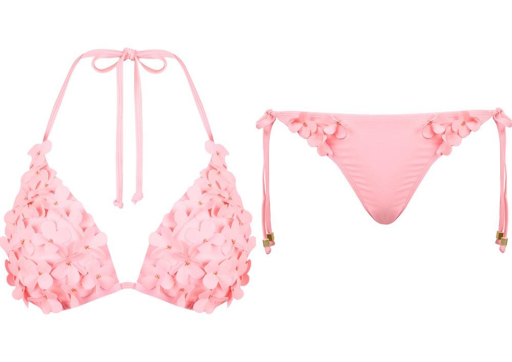 bikini romántico