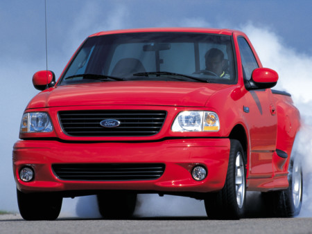 Ford Svt F 150 Lightning 13