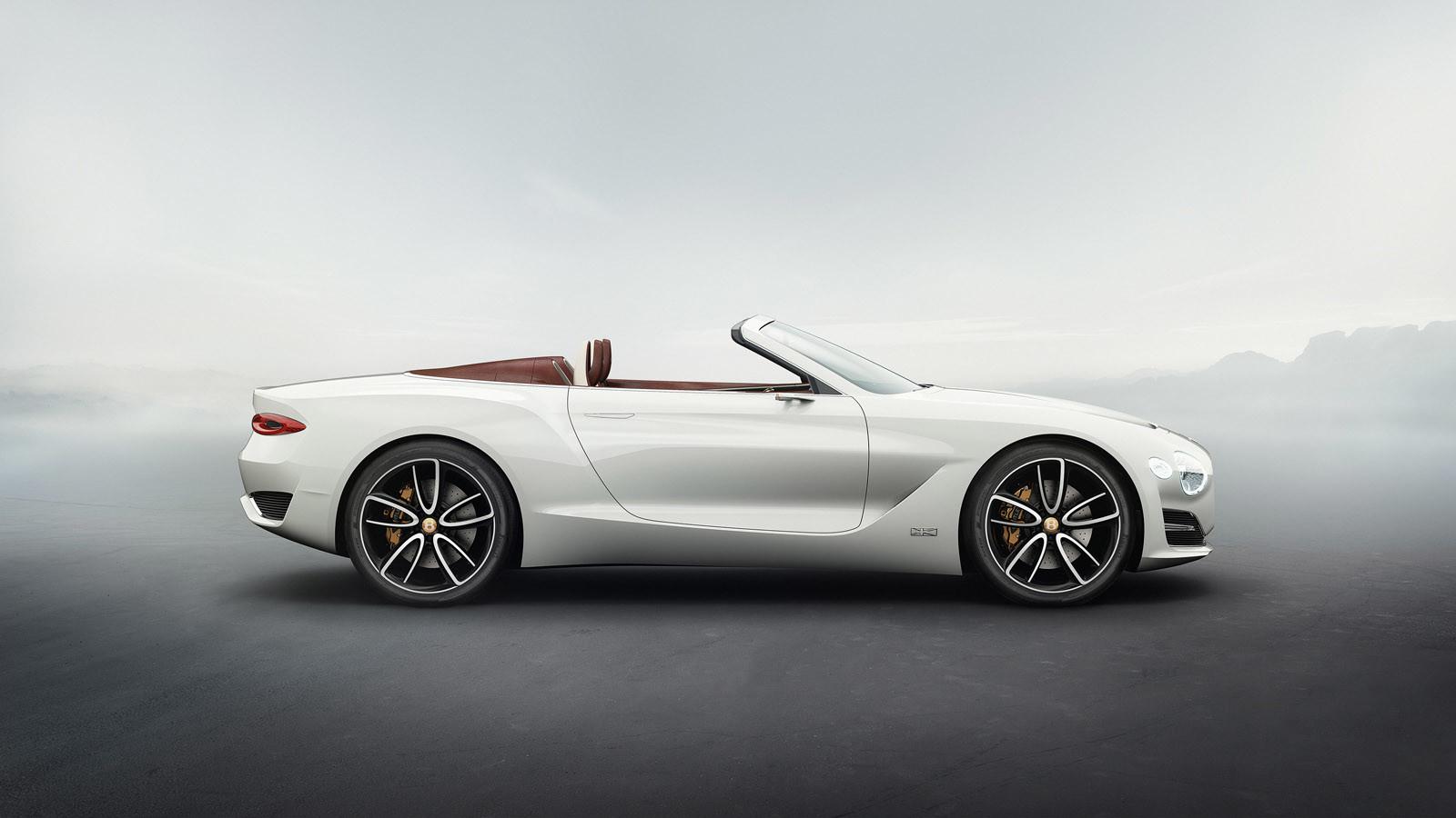 Foto de Bentley EXP 12 Speed 6e concept (5/11)