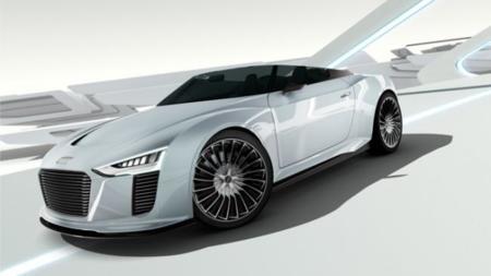 Audi etron concepto