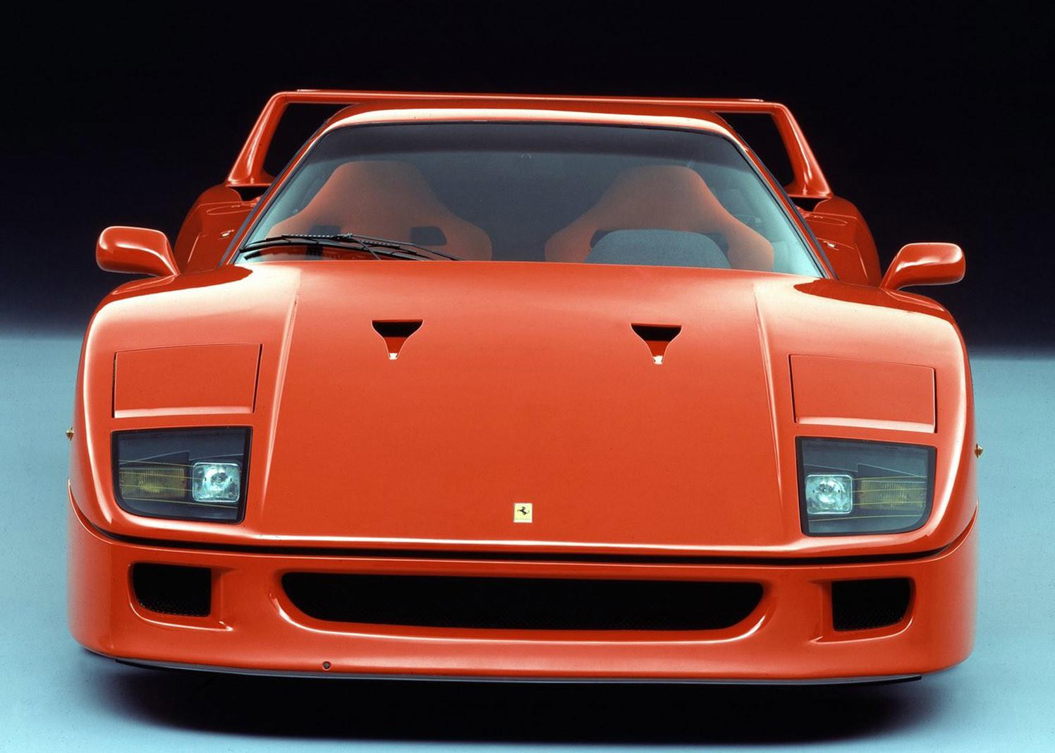 Foto de Ferrari F40, 30 aniversario (7/17)
