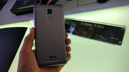 Asus Zenfone 3 Max Primeras Impresiones