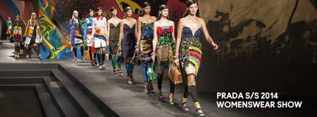 El controvertido desfile de Miuccia Prada durante la MFW