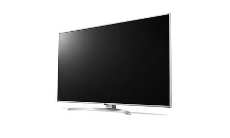LG 49UJ701V: una excelente smart TV 4K de 49 pulgadas por sólo 499 euros en la Red Night de Mediamarkt