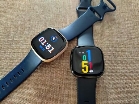 Fitbit Sense Versa 3 Analisis Mexico Diseno Pantalla