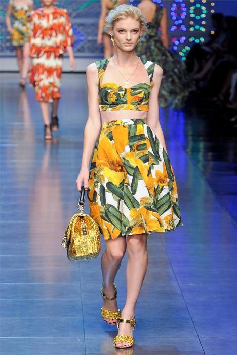Foto de Dolce & Gabbana Primavera-Verano 2012 (47/74)
