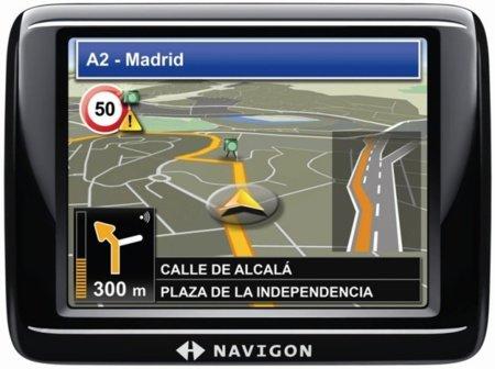 Navigon Serie 20, lo básico para salir con el coche