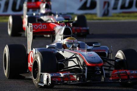 Lewis Hamilton no tendrá que cambiar su caja de cambios