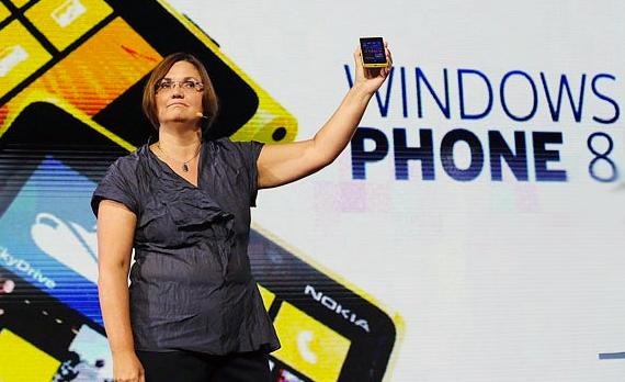 Jo Harlow Nokia