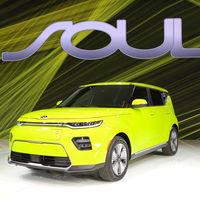 El Kia Soul EV 2019 tendrá 204 CV y una batería de 64 kWh para una autonomía mucho mayor
