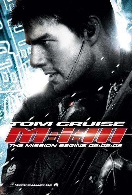 Nuevo poster de 'M:I:3'