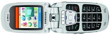 Samsung ZX20 es el primer móvil HSDPA