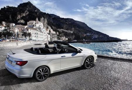 Lancia Flavia Cabrio, se destapa en el Salón de Ginebra