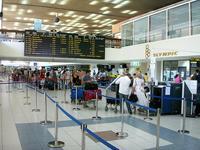 Cancelaciones de vuelos en Grecia a causa de las huelgas
