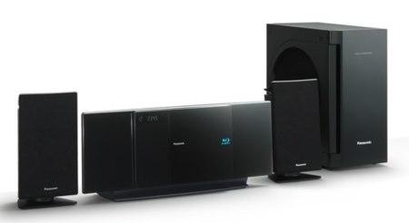 Cine en casa Panasonic SC-BTX70 con sonido 7.1. virtual