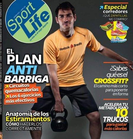 iker casillas portada Sport Life