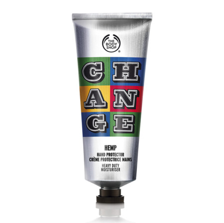 The Body Shop Change Crema Manos Canamo
