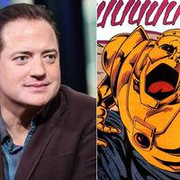 Brendan Fraser será Robotman en 'Doom Patrol', la nueva serie de DC Universe
