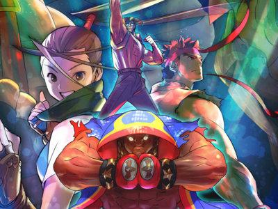 Ya puedes ver más de 15 minutos del largamente prometido modo historia de Street Fighter V