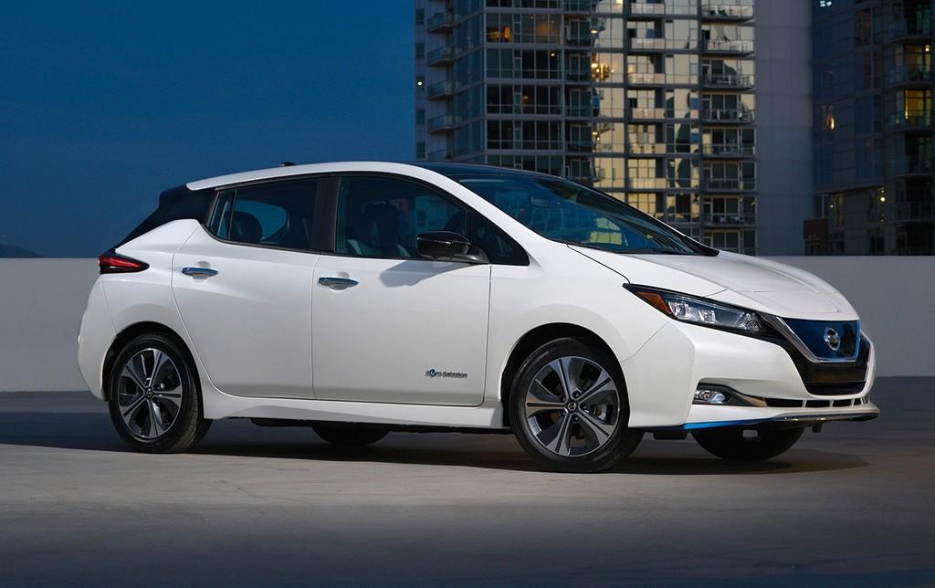 El nuevo Nissan LEAF e+ 2019 se supera: hasta 385 km de autonomía y carga rápida con el 80% cargado en 40 minutos