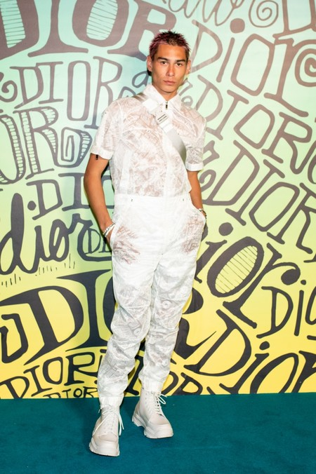 Evan Mock Dior Fall 2020 3 12 19