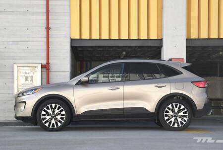 Ford Escape Hybrid Opiniones Mexico Prueba 6