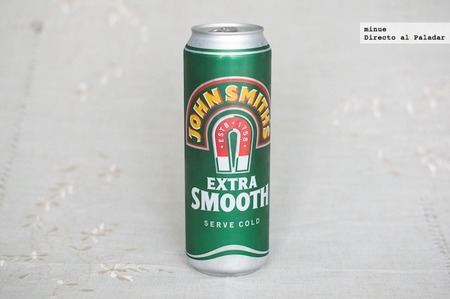 John Smith's Extra Smooth. Cata de cerveza