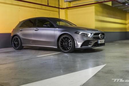Mercedes Amg A 35 2019 Prueba 026
