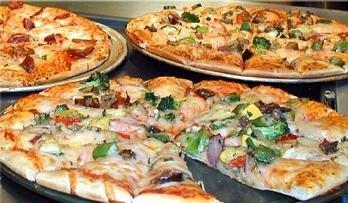 Más pizzas en el partido Italia-Alemania