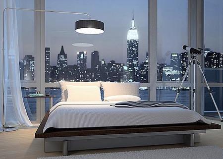 Loft de lujo con vistas a Nueva York