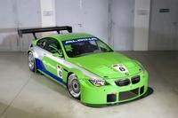 Aperitivo del Alpina B6 GT3 antes de su presentación en Ginebra