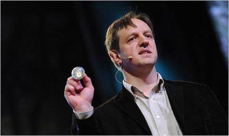 Logran transmitir vídeo a 10mbps con sólo una bombilla LED