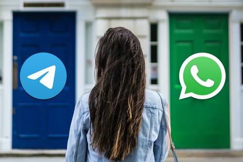 Cómo migrar de WhatsApp a Telegram y qué diferencias te encontrarás con el cambio