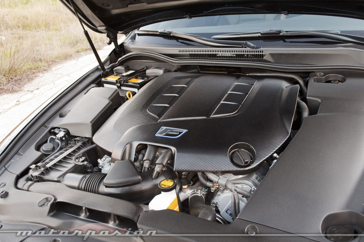Foto de Lexus IS F (prueba) (22/46)